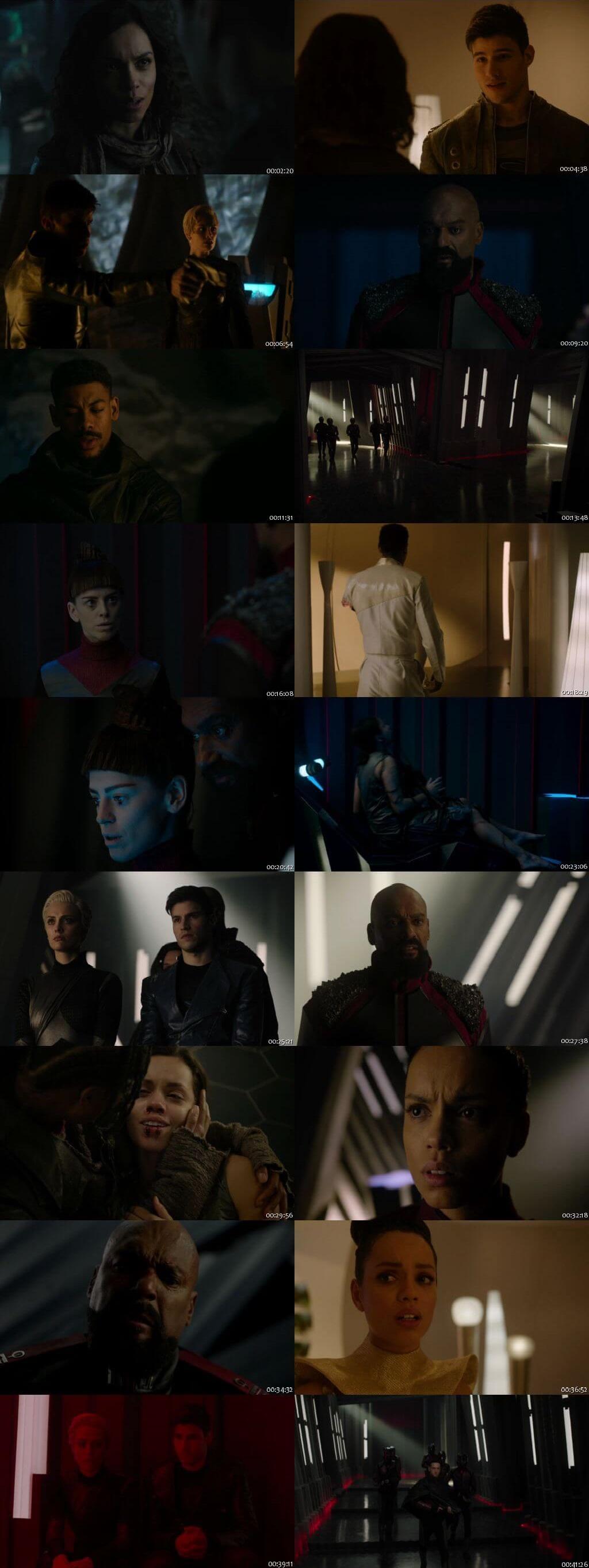 Screenshots Of English Show Krypton Season 02 Episode 08 2019 WEB-DL 720P 300MB