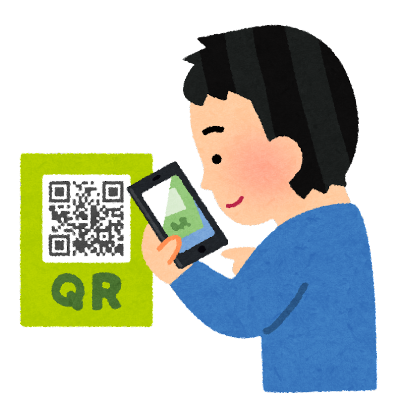 「QRコード フリー素材」の画像検索結果