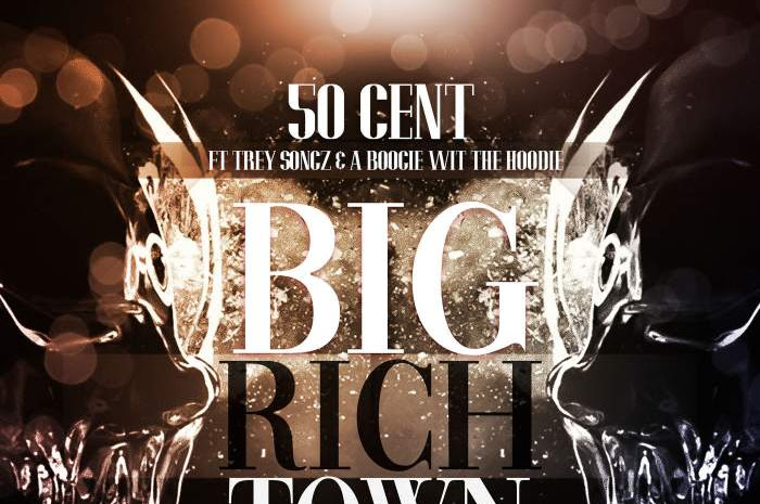 50 Cent Gets Trey Songz And A Boogie For Big Rich Town Remix