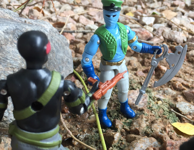 1992, Lucky Bell, Power Commandos, Mummy Mask, Metal Hawk, Black Major, Night Force Snake Eyes, 2019
