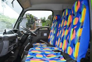 Interior Mobil Elf