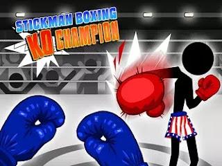 Çubuk Adam Box Turnuvası - Stickman Boxing KO Challenge