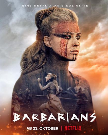 Poster de la serie Barbaren de Netflix
