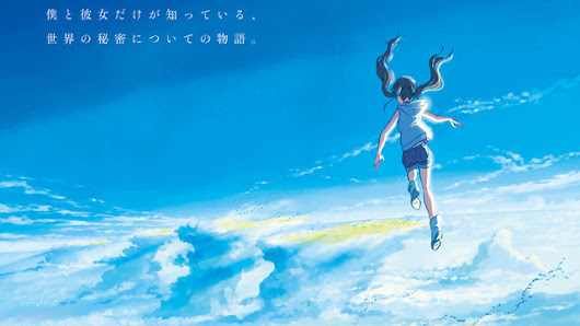 Tenki no Ko: Weathering With You, Novo Filme do Makoto Shinkai