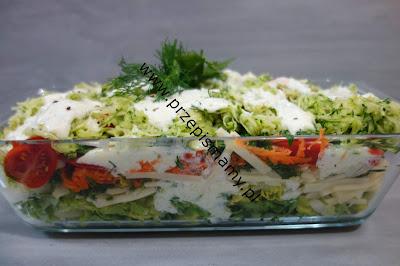Surówka warzywna