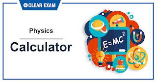Physics_Calculator
