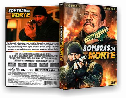DVD SOMBRAS DA MORTE - ISO