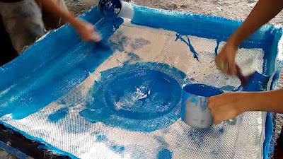 produksi tangki panel fiberglass