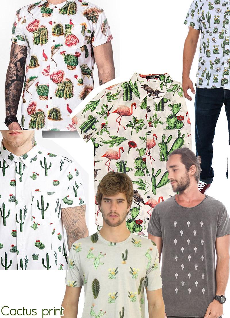 Estampa de cacto - Cactus print