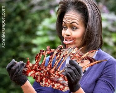Download Is Michelle Lobster Evil Pics
