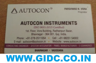 AUTOCON INSTRUMENTS - 9825154002
