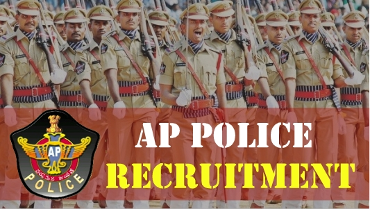AP Police Recruitment 2016-17 Apply