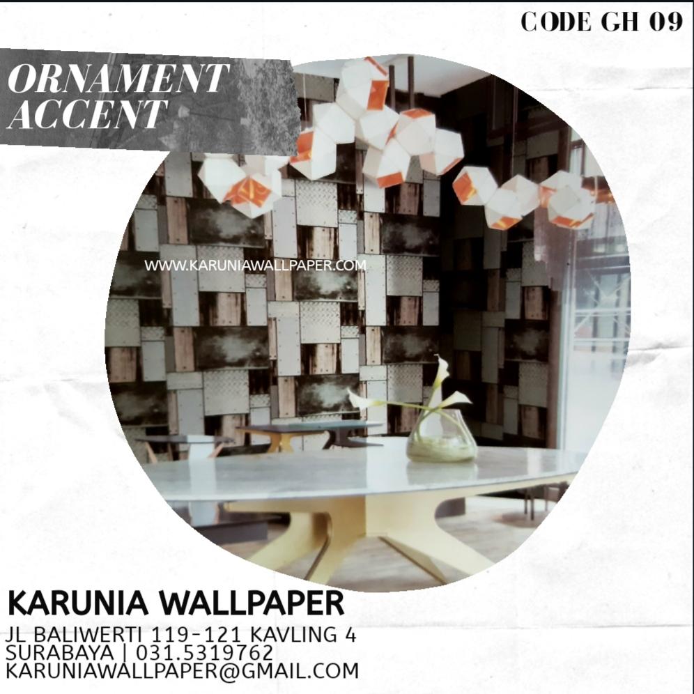 wallpaper dinding ornamen hiasan