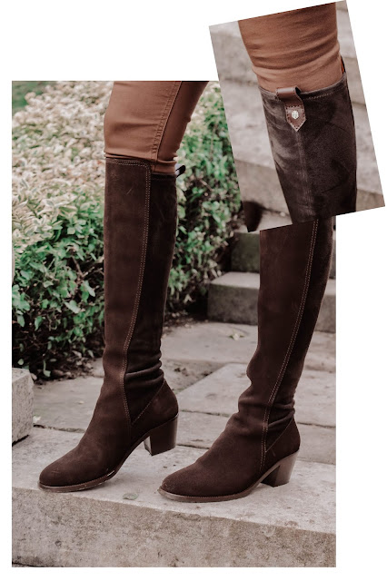 Fairfax & Favor The Belgravia Boot Influencer Collaboration