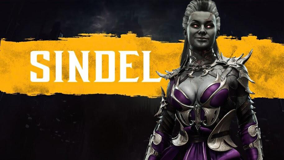Sindel, Mortal Kombat 11, 4K, #5.1517
