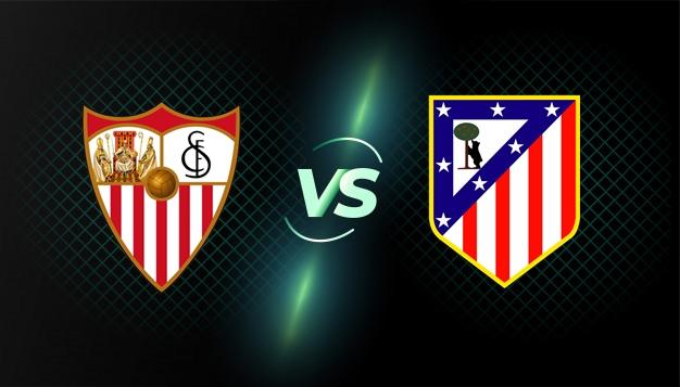 بث مباشر مباراة أتلتيكو مدريد و إشبيلية  في الدوري