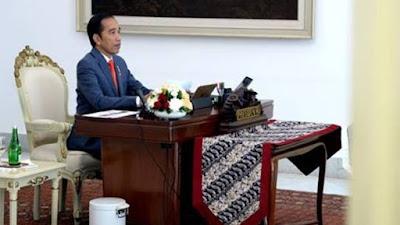 Bidik Update : Realisasi Dana Efek Dari Covid19 Di Sampaikan Oleh Presiden Joko Widodo