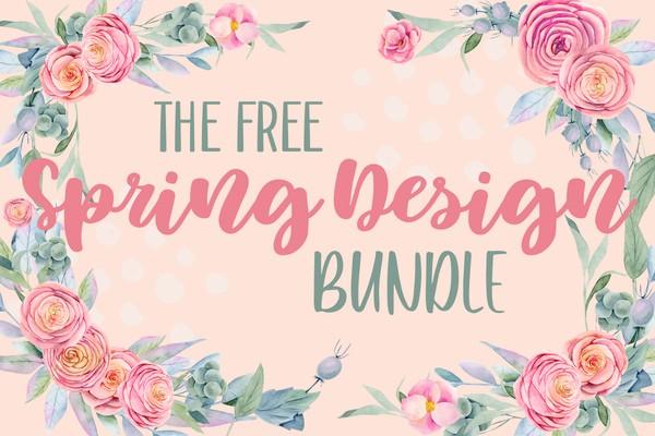 The Spring Design Graphics Bundle