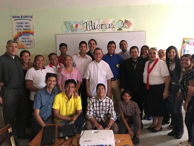 APURE: OMP Venezuela imparte Formación Misionera en San Fernando.