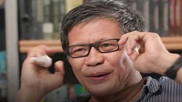 Ulas Ledakan Bom di Makassar, Rocky Gerung: Pemerintah Tahu, Kenapa Tak Dicegah?