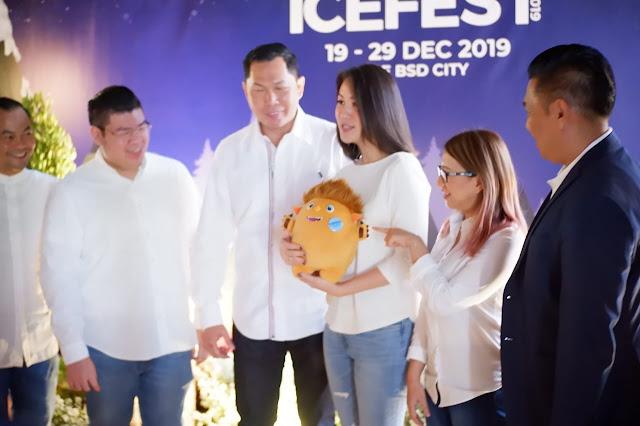 Icefest 2019 liburan akhir tahun untuk keluarga