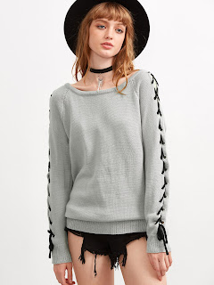 http://es.shein.com/Grey-Lace-Up-Raglan-Sleeve-Sweater-p-315051-cat-1734.html?aff_id=8741