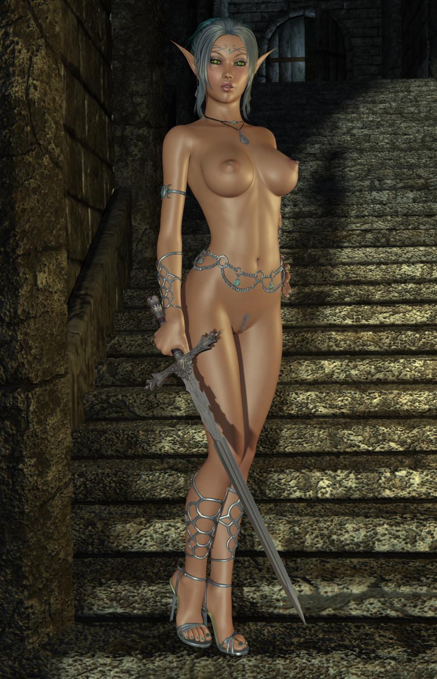 Sexy Elfe