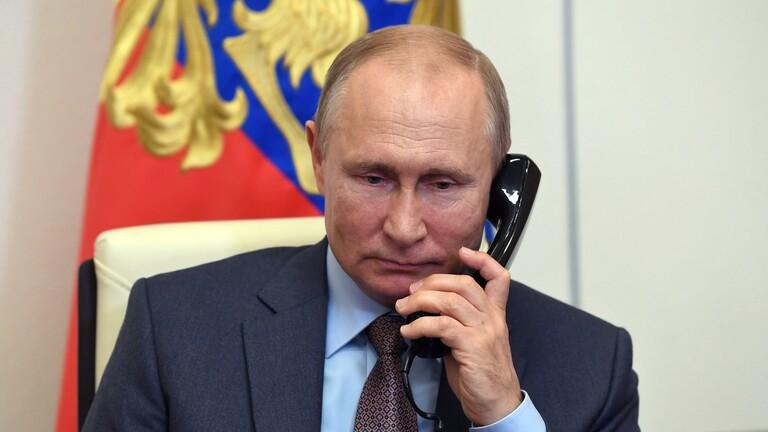 """بوتين يبحث مع رئيس وزراء اليونان قضية """"آيا صوفيا"""" والتسوية في ليبيا"""