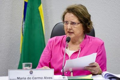 BR 101: Para senadora, demora para concluir obra gera prejuízo ao Estado e aos sergipanos