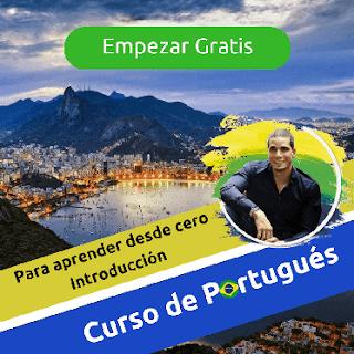 Curso gratis portugués
