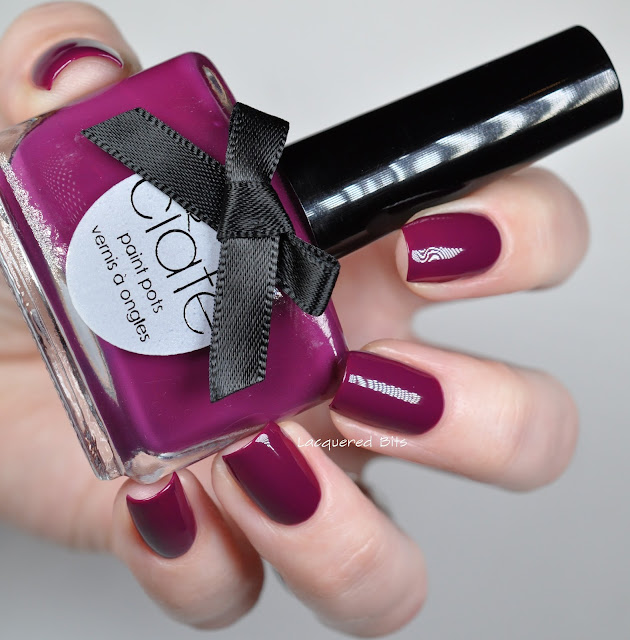 Ciate London Nail Polish: Swatches & Review