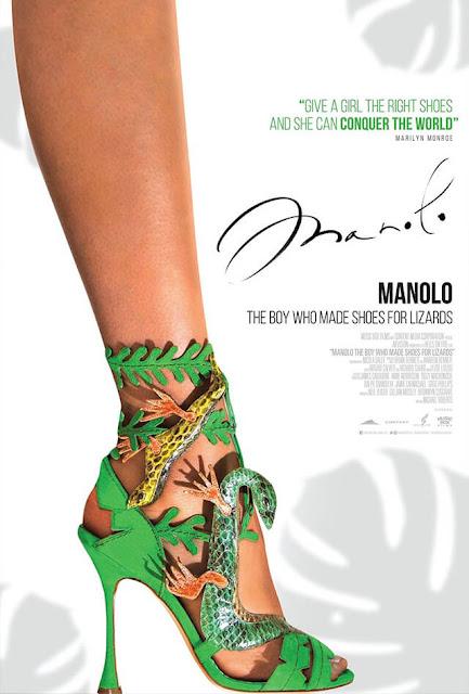 Manolo O Menino Que Fez Sapatos Para Lagartos Filmes Moda