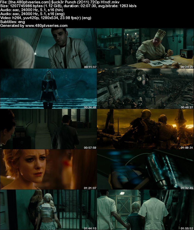 Watch Online Free Sucker Punch (2011) Full Hindi Dual Audio Movie Download 480p 720p Bluray