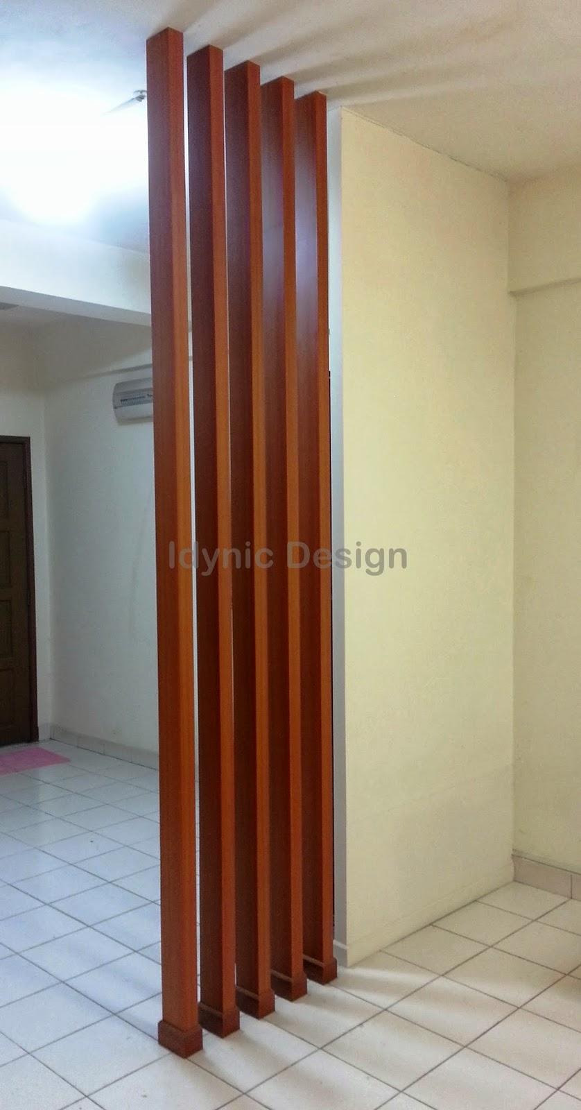 Wardrobe Partition: Custom-Made Furniture