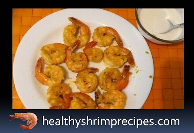 Tandoori Shrimp Recipe