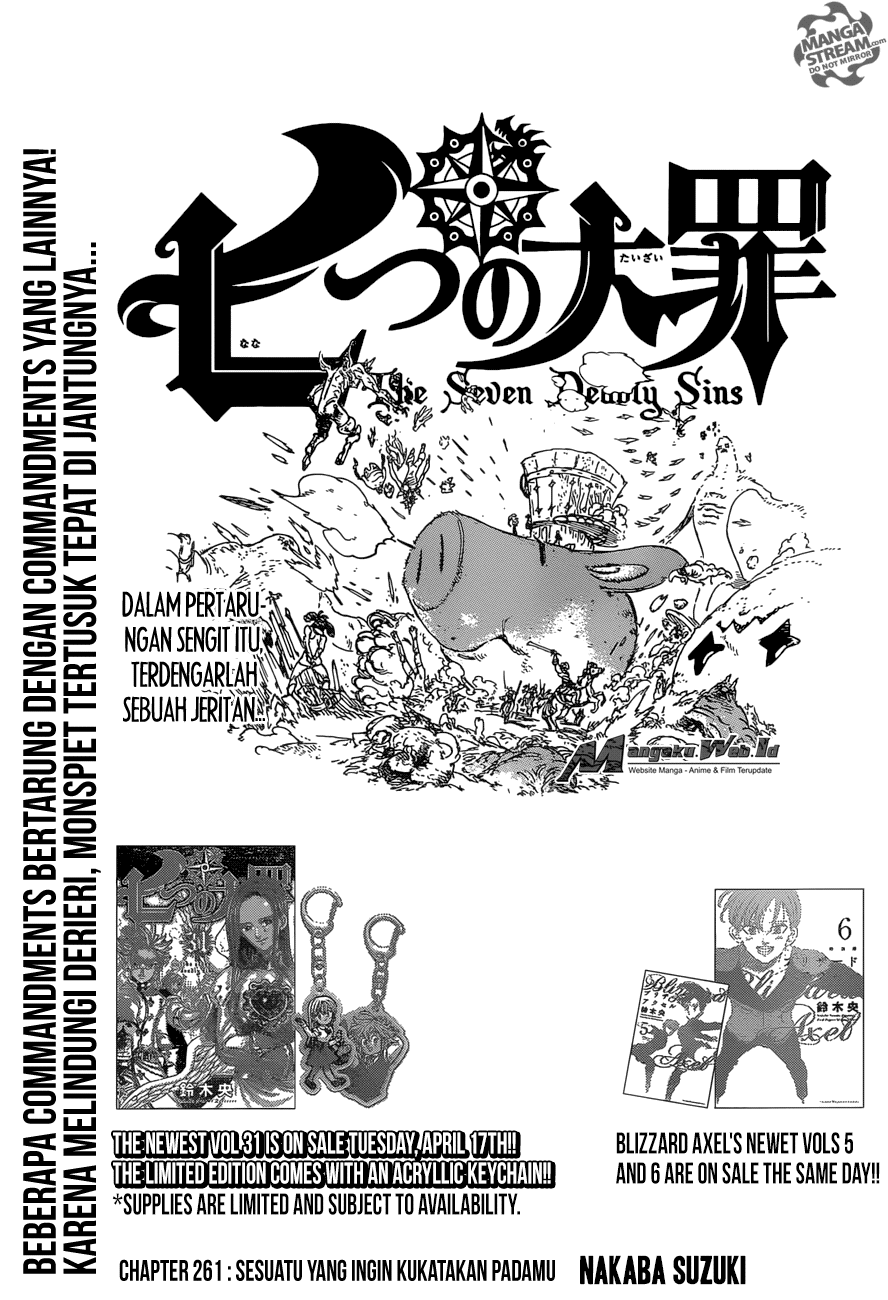 Nanatsu No Taizai: Chapter 261 - Page 2