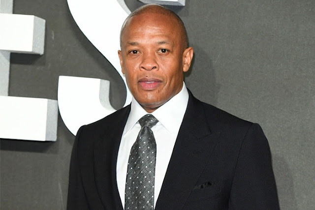 Rapper Dr. Dre released from hospital after suffering a brain aneurysm