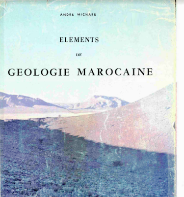 البنية الجيولوجية للمغرب،تحميل كتاب جيولوجية المغرب  Éléments de géologie marocain PDF