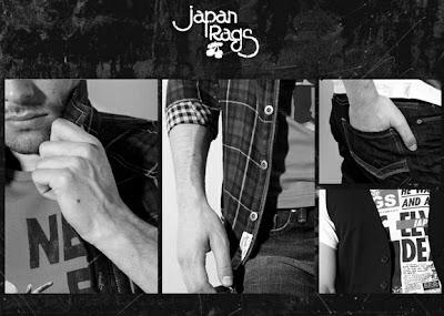Ropa de Marca Japan Rags en oferta