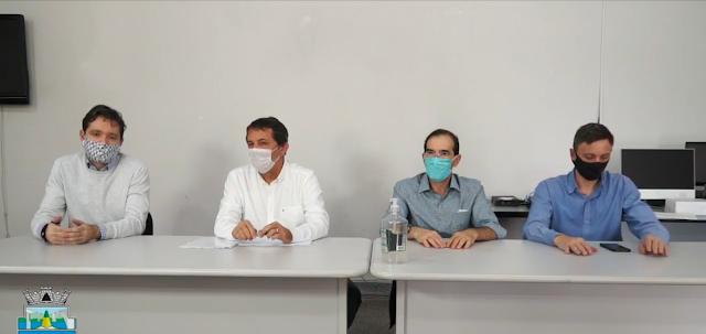 Urgente! Aumento da COVID-19 em Foz, leva prefeitura tomar medidas mais duras, como multas para quem sair sem máscara de casa.