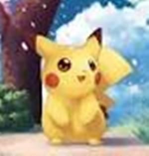 gambar pokemon pikachu