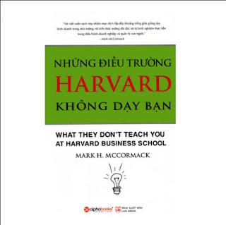 Những Điều Trường Harvard Không Dạy Bạn (Tái Bản) ebook PDF EPUB AWZ3 PRC MOBI
