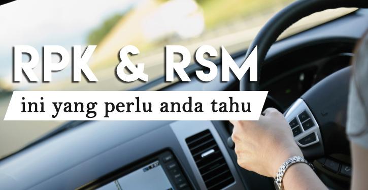 RPK dan RSM