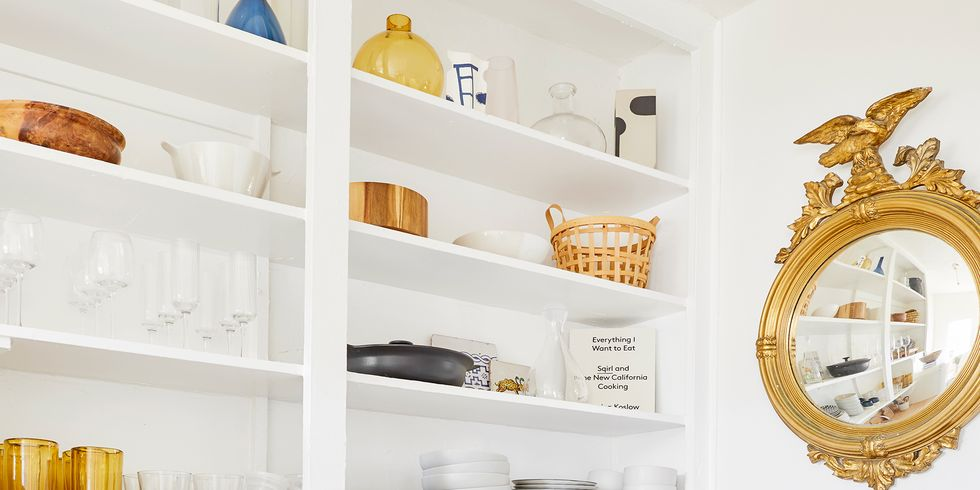 25 gabinetes de cocina increíblemente organizados