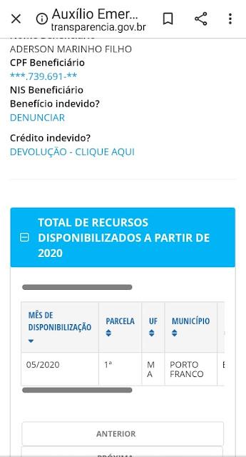Além de sua irmã, os ex prefeitos do grupo de Deoclides Macedo, também receberam AUXILIO EMERGENCIAL!!!
