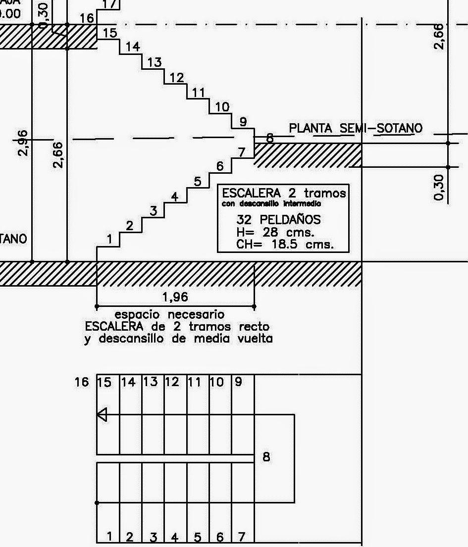 rc i e s gran v a alicante trabajo 8 calculo escalera