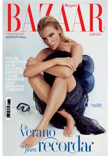 Revista Harper's Bazaar julio y agosto 2021 #Harper'sBazaar