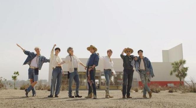 Lirik dan Terjemahan Lengkap Permission To Dance - BTS x Ed Sheeran