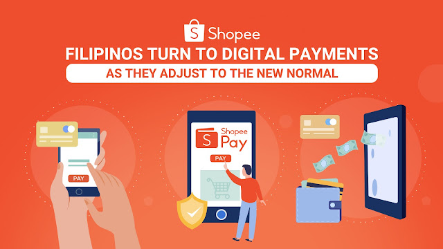 Shopee Sees Growth In Digital Payments as Filipinos Adjust to the New Normal
