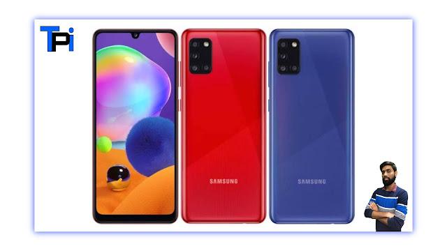 Samsung Galaxy A31 price